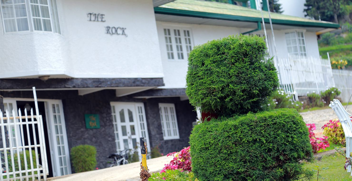 The Rock hotel - Nuwara eliya